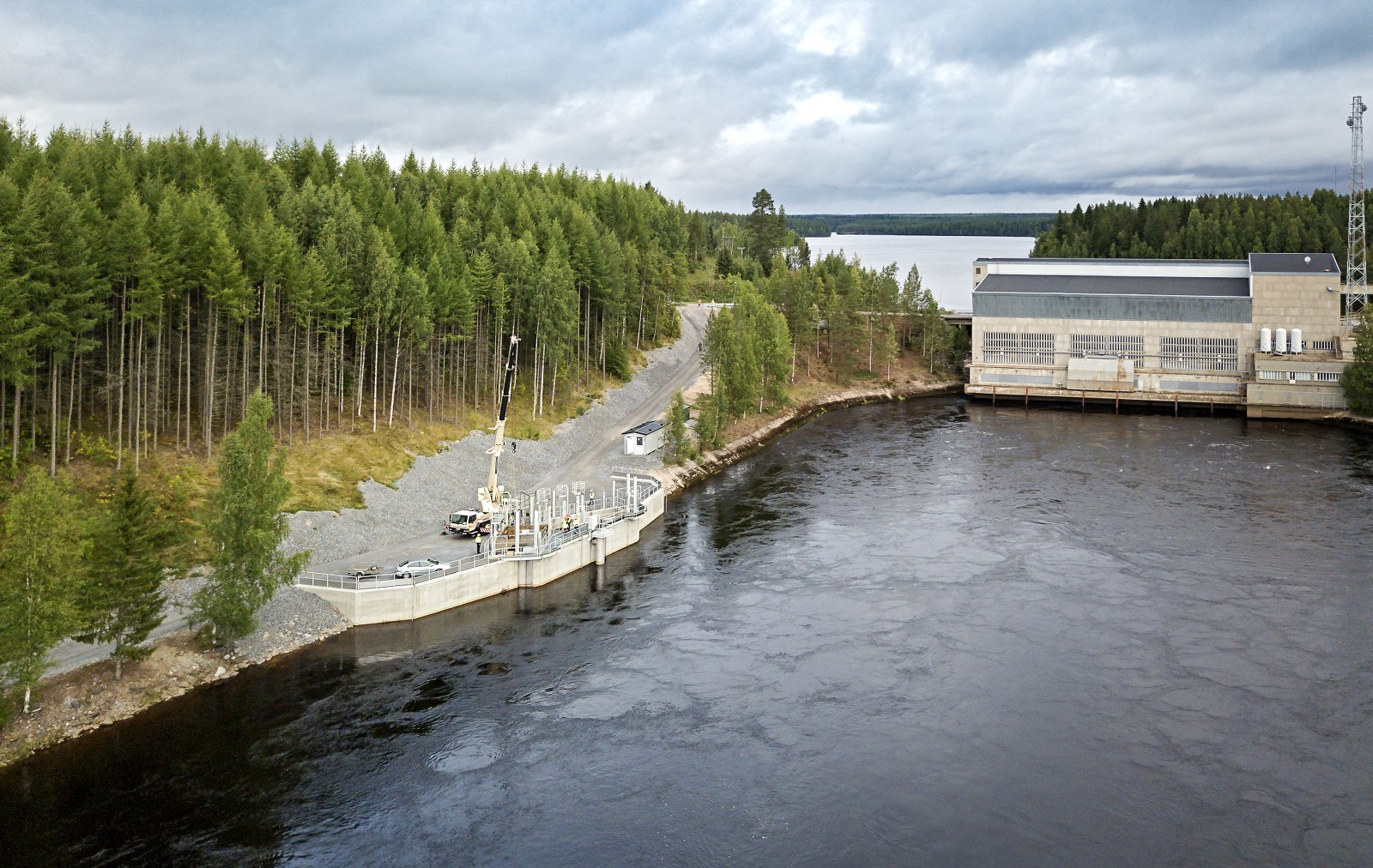 Montan vesivoimalaitos