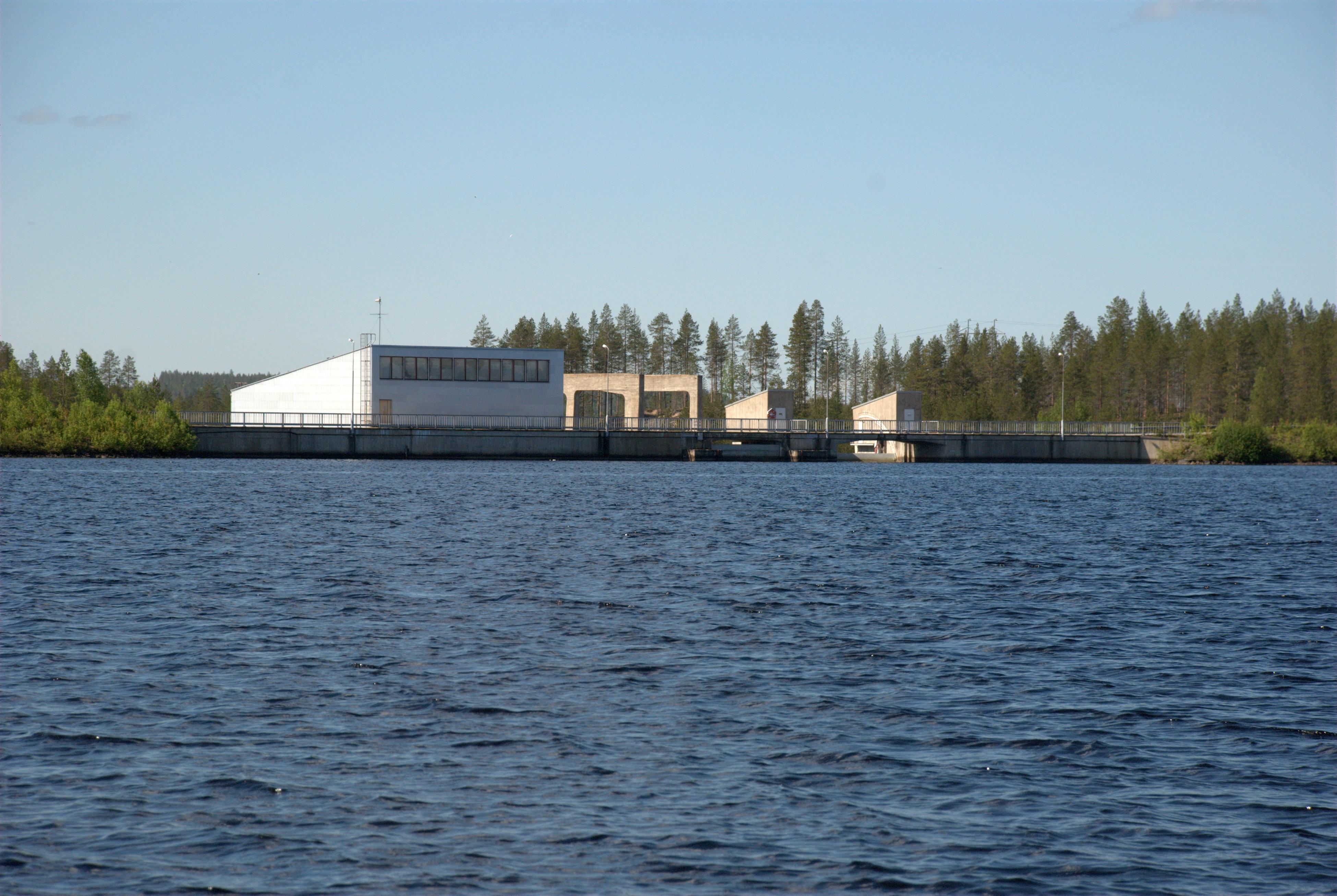 Aittokosken vesivoimalaitos