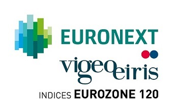 euronext Vigeoeiris indices Eurozone 120
