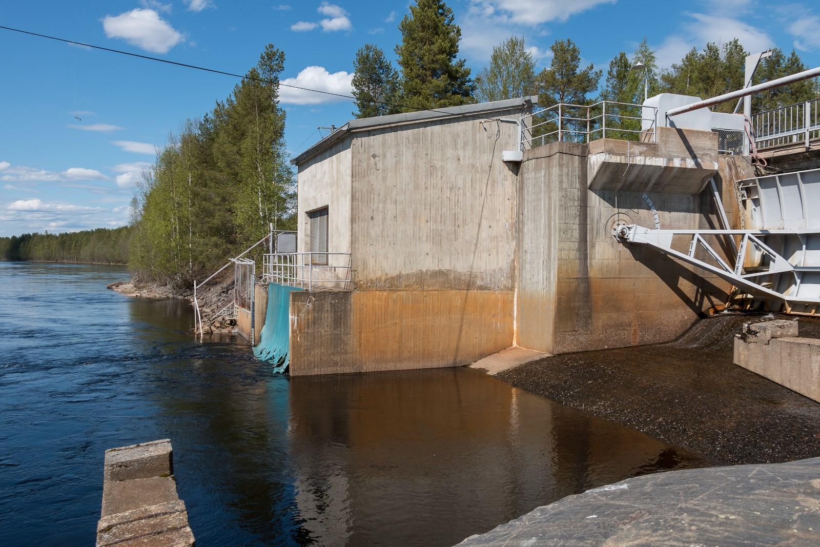 Ala-Utoksen vesivoimalaitos