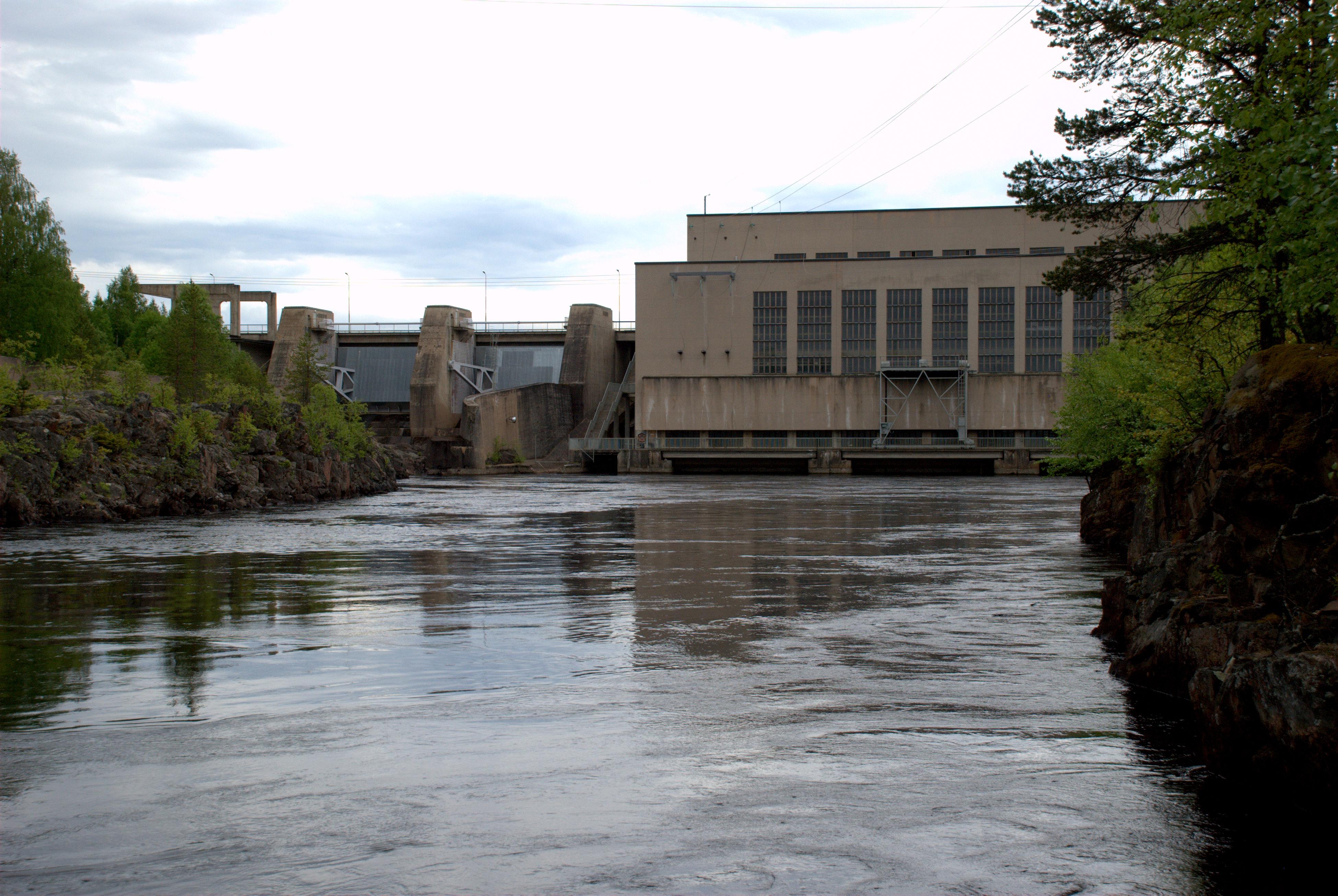 Jylhämän vesivoimalaitos