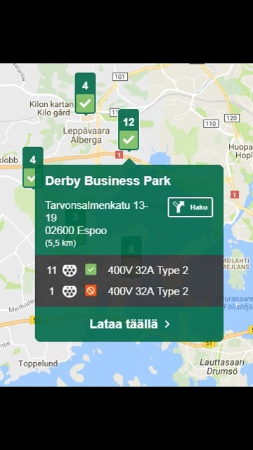 Derby Business Park Espoo