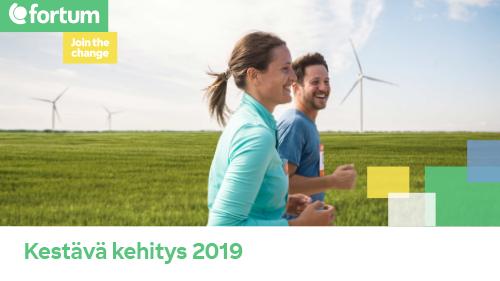 Sustainability kansi 2019