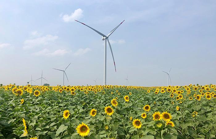 Ulyanovsk tuulivoimala