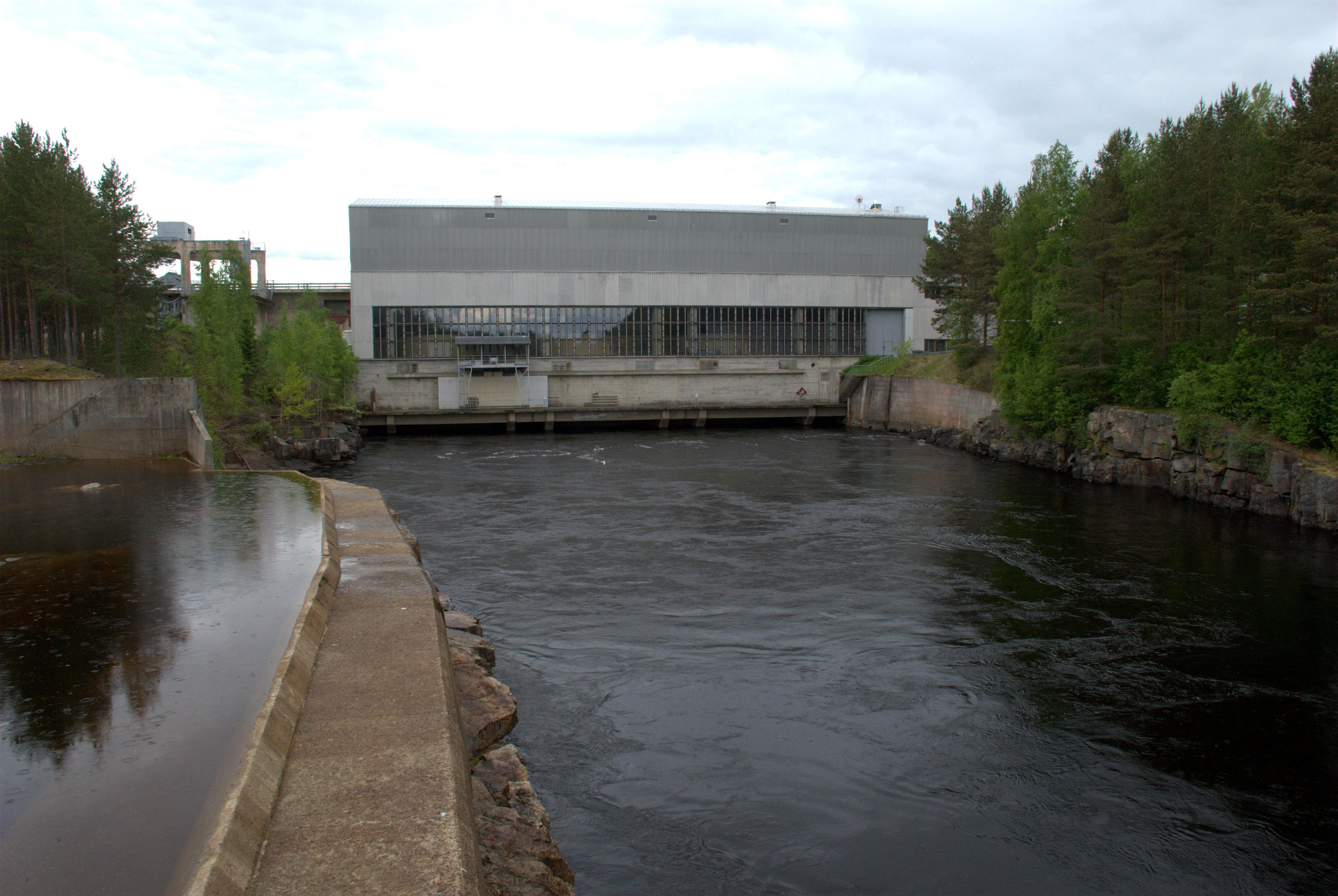 Utasen vesivoimalaitos