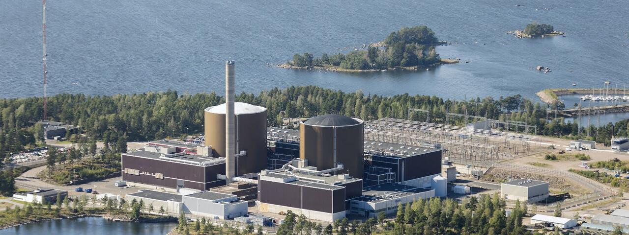Ydinvoimalaitos