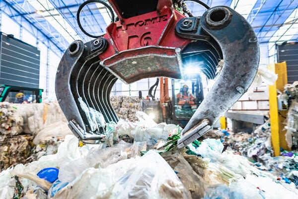 Recycling and waste Fortum