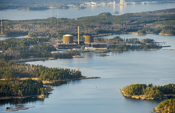 Loviisa power plant, Finland