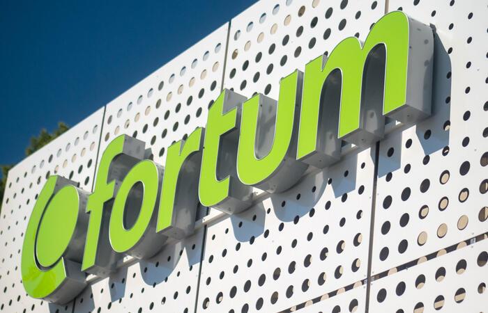 Fortum sign 6
